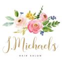 J. Michael's Salon logo