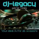 DJ LEGACY  logo