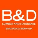 B&D Lumber logo