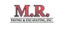 MR Paving & Excavating logo