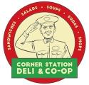 Corner Station & Deli logo