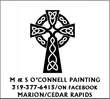M & S O'Connell Painting logo