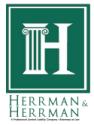 Herrman & Herrman logo
