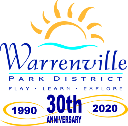 Warrenville Park District logo