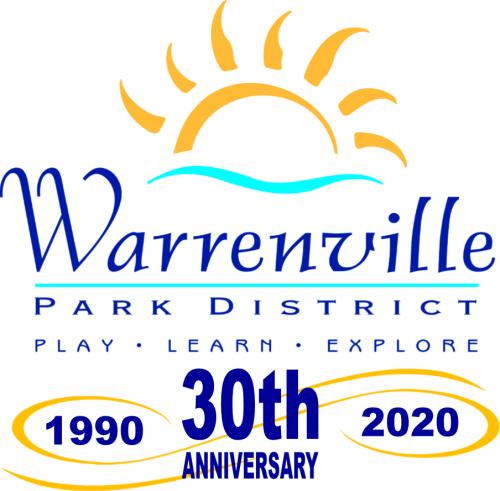 Warrenville Park District logo