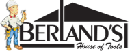 Berland's House of Tools logo