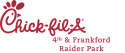 Chick-fil-A Raider Park and 4th and Frankford logo