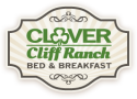 Clover Cliff Ranch  logo
