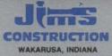 Jims Construction logo
