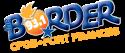 93.1 The Border Radio logo