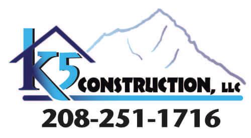 K5 Construction logo