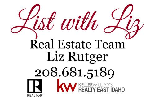 Liz Rutger - Keller Williams logo