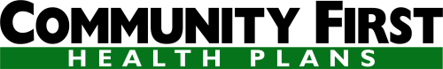 Community First Health Plans logo