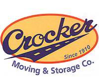 Crocker Moving & Storage Co.  logo