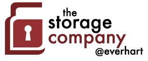 The Storage Place at Everhart logo