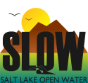 Salt Lake Open Water (SLOW) logo