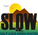 Salt Lake Open Water (SLOW) logo
