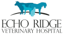 Echo Ridge Vet Hospital logo