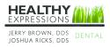 Healthy Expressions Dental logo