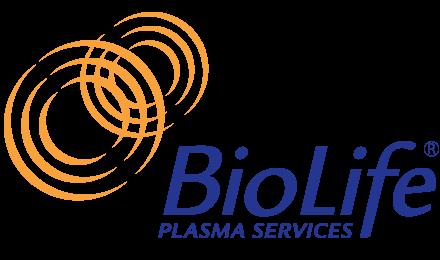 BioLife Plasma Services logo