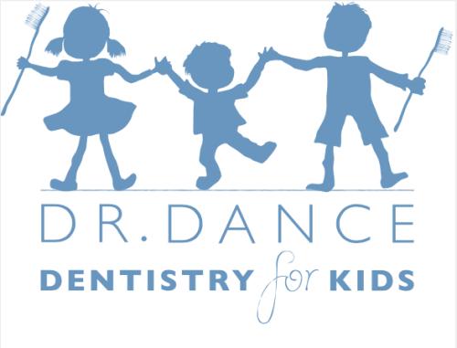 Dr. Dance Dentistry for Kids logo