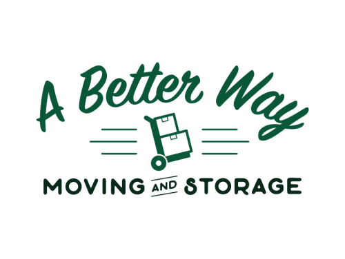 A Better Way Moving and Storage logo