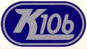 K106 logo
