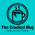 The Cracked Mug logo