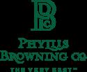 Phyllis Browning Co. logo