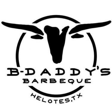 B-Daddy's Barbeque logo