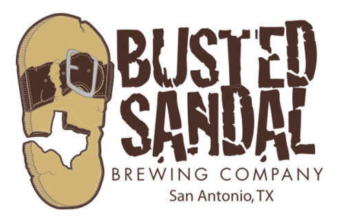 Busted Sandal Brewing Company logo