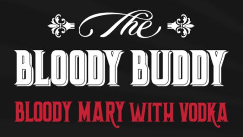 Bloody Buddy logo