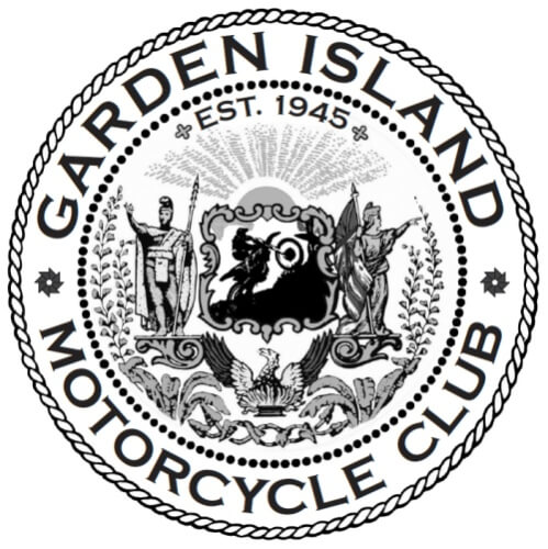 Garden Island Motorcycle Club logo