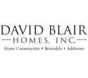 David Blair Homes logo