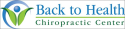 Back to Health Chiropractic logo