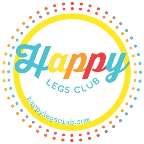 Happy Legs Club logo