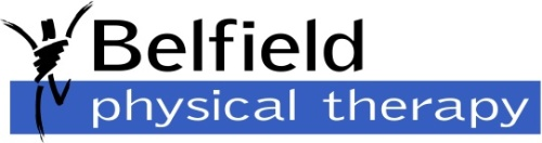 Belfield Physical Therapy logo