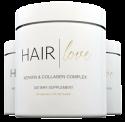 Hair Love - Kaley Sparling logo