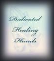 Dedicated Healing Hands  logo