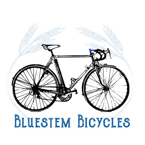 Bluestem Bicycles logo