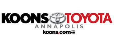 Koons Annapolis Toyota logo