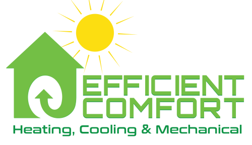 Efficient Comfort Heating, Cooling, & Mechanical logo
