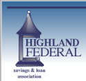 Highland Federal Savings and Loan logo