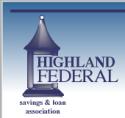 Highland Federal Savings and Loan logo
