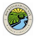 Rockingham County Government logo