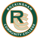 Rockingham Community College logo