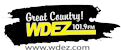 WDEZ Radio logo