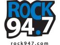 Rock 94.7 Radio logo