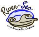 River-Sea Chocolates logo