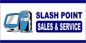 Slash Point Sales & Service logo